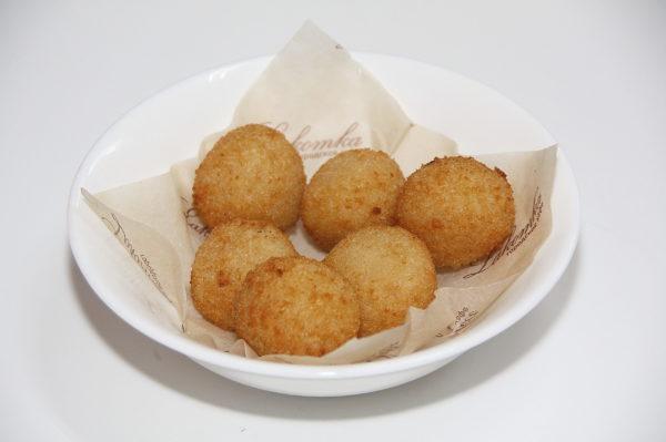 Сырные шарики 150 г