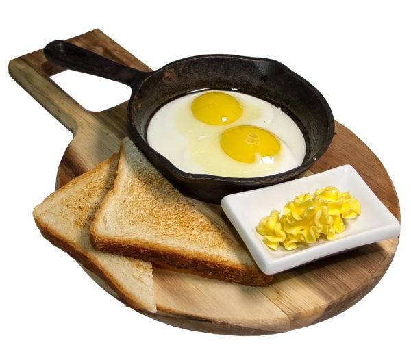 Классический завтрак